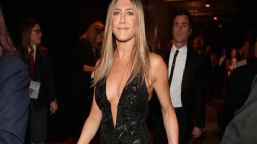"""Jennifer Aniston fue víctima de un """"robo"""" en la ceremonia de los Oscar"""