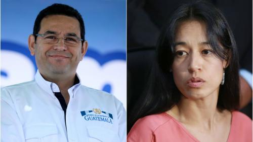 "Jimmy sobre Hernández: ""Miren tan jovencita y tan guapa la ministra"""
