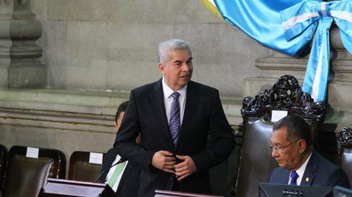 CICIG y MP solicita antejuicio contra Luis Rabbé y seis diputados más