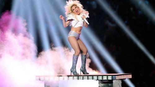 El mensaje que dio Lady Gaga en su presentación en el Super Bowl