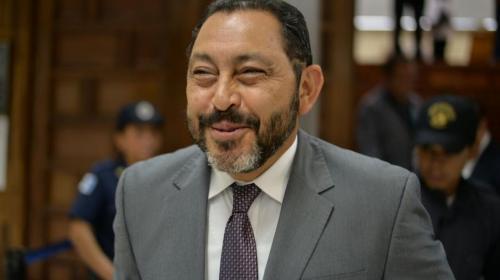 Exministro López Bonilla protegía a Marllory Chacón de Baldetti