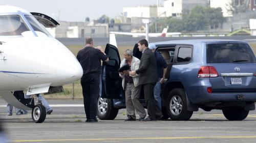 Waldemar Lorenzana Lima, el Patriarca, salió de la cárcel en EE. UU.