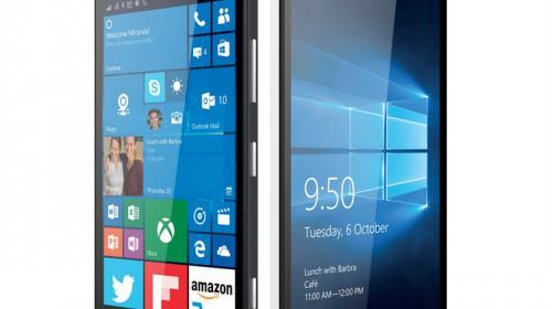 Los smartphones de Microsoft que buscan superar a Apple
