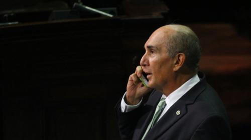 ¿Cuántos empleados tuvo Mario Taracena en el Congreso?