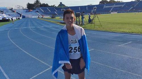 La marcha le da su primer oro a Guatemala en campeonato regional