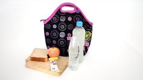 Una lonchera saludable y original para un niño sano