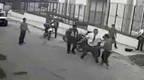 Intentan asaltar a mormones y se llevan la golpiza de su vida