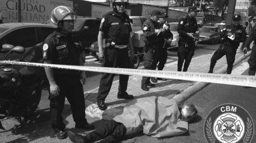 Repartidor de comida rápida muere en ataque armado en calzada San Juan