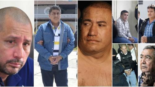 Los 10 narcotraficantes guatemaltecos más peligrosos de la historia