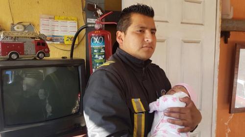 Localizan a recién nacida que había desaparecido en Retalhuleu