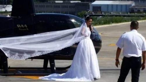 La llegada triunfal de una novia se convirtió en tragedia en Brasil