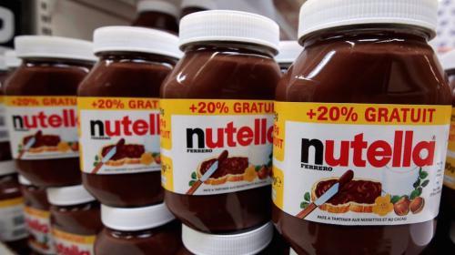 ¿Consumir Nutella podría causar cáncer?