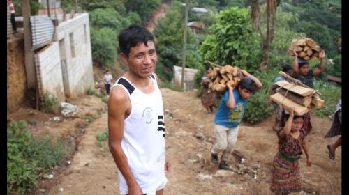 Fallece mamá de atleta paralímpico, mientras él representa a Guatemala
