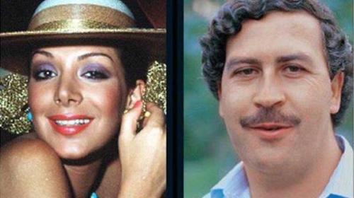 Modelos, jovencitas y famosas: las amantes secretas de Pablo Escobar