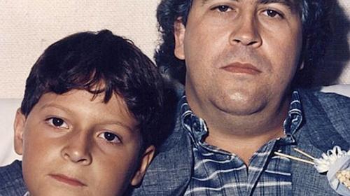 Hijo de Pablo Escobar recibe inesperado insulto en Colombia