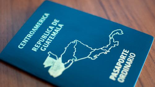 Alemania evitará que Guatemala se quede sin pasaportes