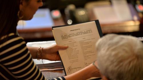 Diputados cuestionados tendrán a su cargo la nominación del nuevo PDH
