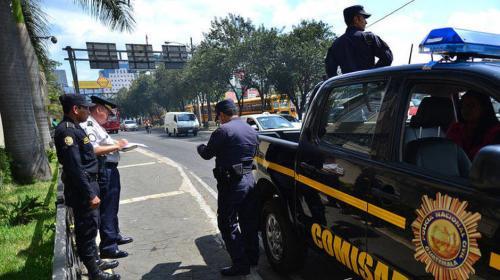 Agente de la PNC murió durante aparente emboscada en la zona 21