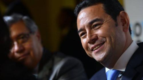 Jimmy Morales también tiene relación con Fulanos y Menganos