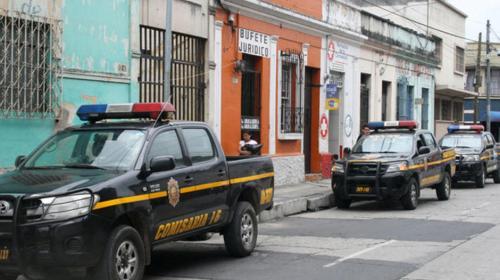 Agentes de la PNC enfrentarán juicio acusados de secuestro