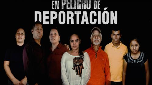 """Migrante: """"Yo no quiero que Trump se lleve a mi papá a Guatemala"""""""