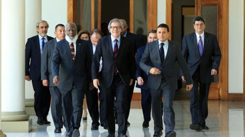 Consulta por diferendo territorial con Belice sería el 25 de octubre