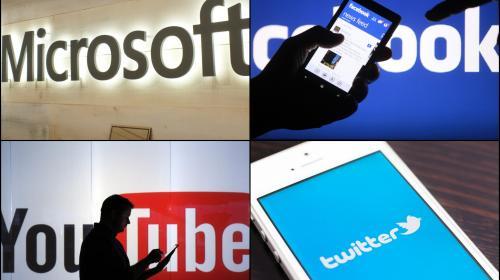 Redes sociales y Microsoft se unen para combatir terrorismo
