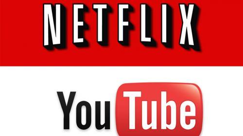 Youtube y Netflix, cada vez más vistos en EE.UU.