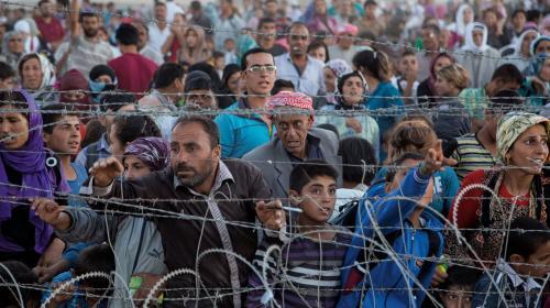 Canadá otorga 76 millones de dólares a ACNUR para refugiados sirios
