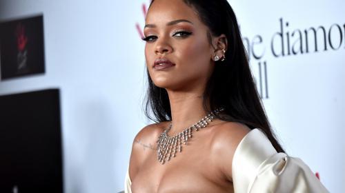 Así luce Rihanna desde un ángulo nunca antes visto