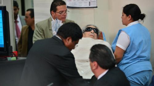 ¿La salud de Efraín Ríos Montt se deteriora? Esto es lo que sabemos