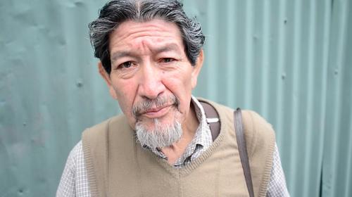 Arte guatemalteco de luto con el fallecimiento de Roberto Cabrera
