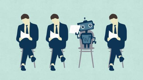 Robots pondrían en riesgo empleos de 80 millones de humanos