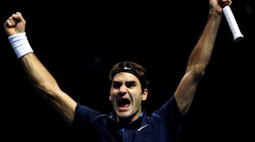 Roger Federer, a sus 34 años es el tenista con más títulos ganados
