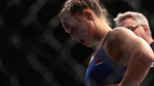 Ronda Rousey rompe el silencio tras apabullante derrota en la UFC