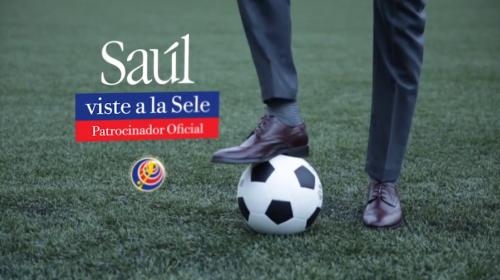 Saúl E. Méndez vestirá a la selección de Costa Rica, Armani al Bayern
