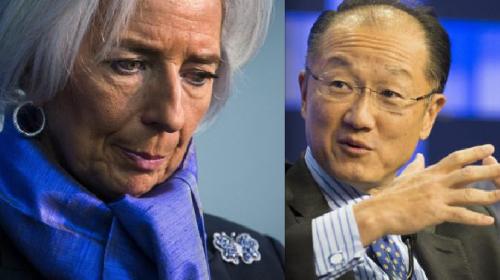 Banco Mundial y FMI, desalentados con el crecimiento de América Latina