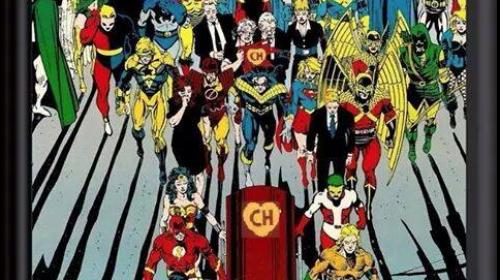Superhéroes de DC Comics despiden al Chapulín Colorado