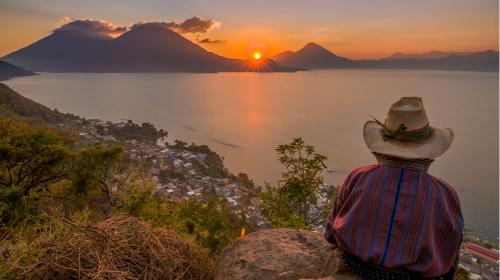 El paraíso guatemalteco publicado en el portal National Geographic