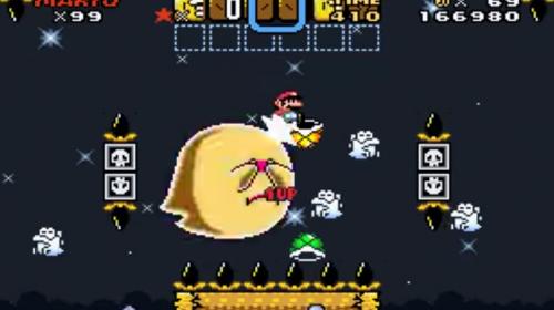 Superan el nivel de Super Mario World más difícil del mundo