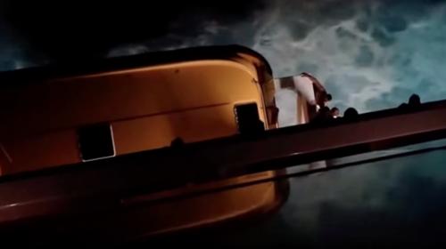 ¿Cayó o lo lanzaron? un pasajero cae de un crucero en Bahamas