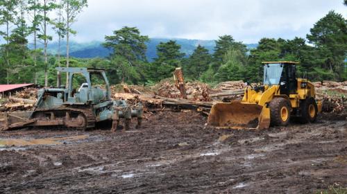 Denuncias buscan frenar la reconstrucción de El Cambray