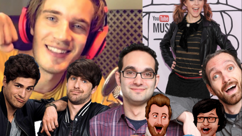 """¿Quiénes son los """"youtubers"""" mejor pagados?"""