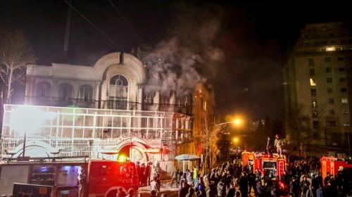 Tensión en Medio Oriente: Arabia Saudí e Irán rompen relaciones