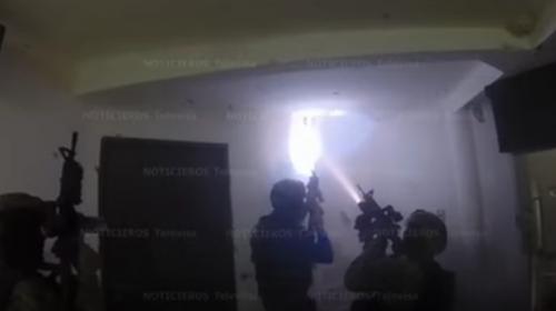 """Así fue la operación en la que capturaron a """"El Chapo"""""""