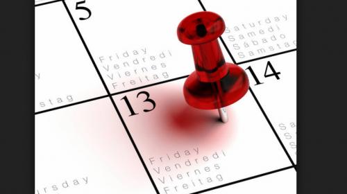 Los 13 datos curiosos del viernes 13