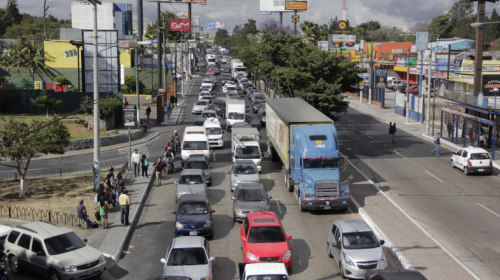 Agentes identifican qué era el supuesto explosivo de la Avenida Petapa