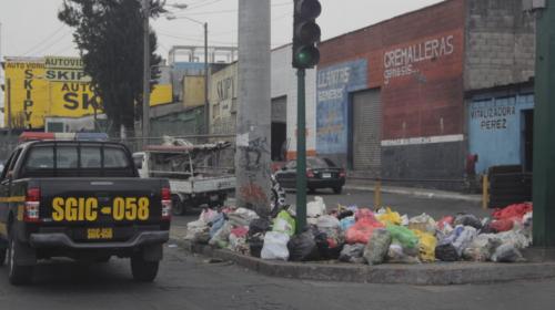 PMT usa redes sociales para castigar a los que tiran basura