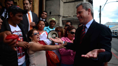 Piden antejuicio contra Boussinot por cobro de extorsión a empleados