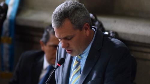 Audio revela que diputado cobraba comisiones para campaña electoral